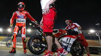 Ducati cuenta las horas para ver debutar a Lorenzo