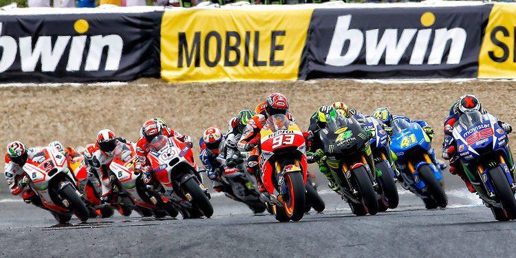 MotoGP: Parrilla 2017
