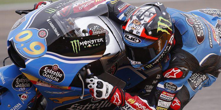 Moto3: Navarro se lo juega todo