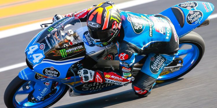 Moto3: ¡Sorpresa! La pole es para Arón Canet
