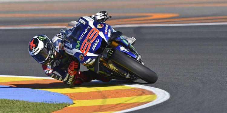 MotoGP: Lorenzo logra su última Pole con Yamaha con récord incluido