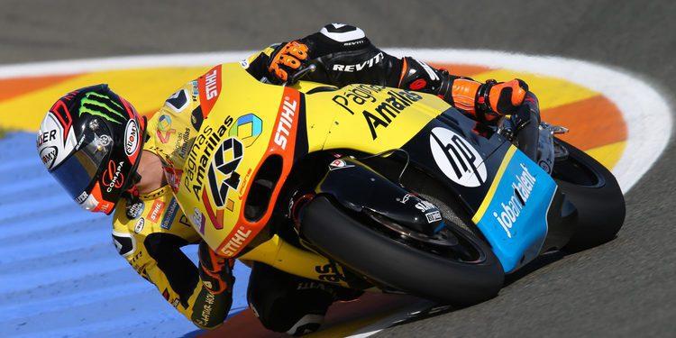 Moto2: Alex Rins gasta su última oportunidad