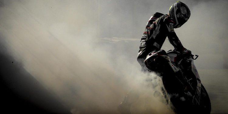 Moto2: Johann Zarco se despide a lo (doble) campeón