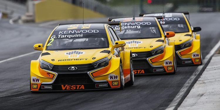 Lada Sport confirma su salida del WTCC
