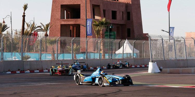 Sébastien Buemi logró su segunda victoria