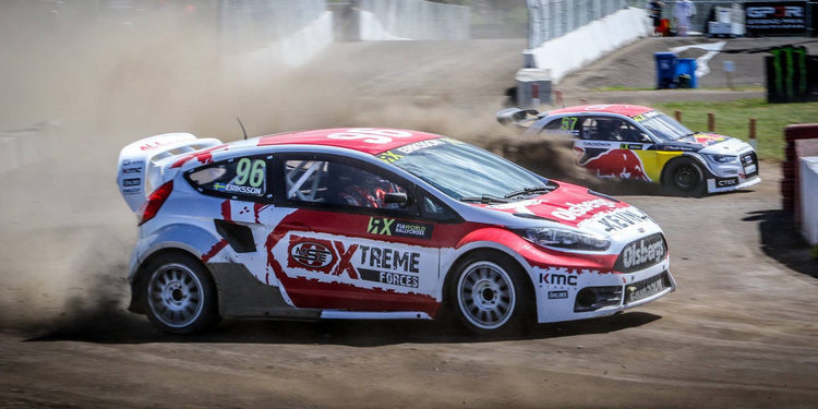 """Kevin Eriksson, nominado para la """"Acción del año de la FIA"""""""
