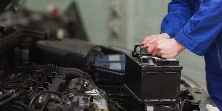 La historia de la batería automotriz
