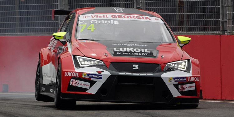 Tiago Monteiro se impone en una accidentada sesión en Macao