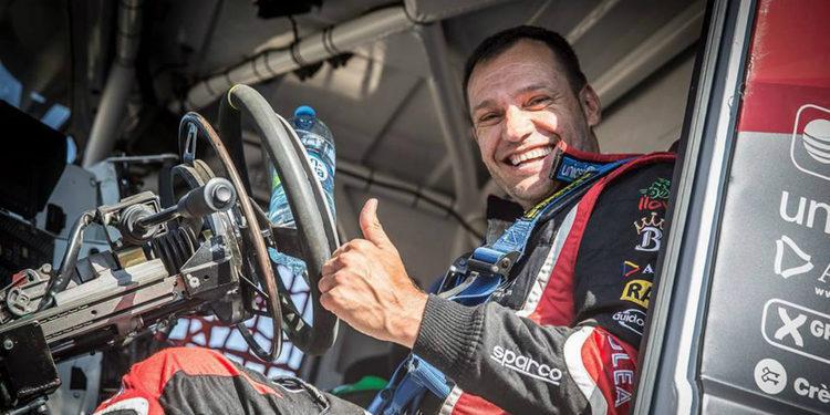 Albert Llovera repite en el Dakar 2017