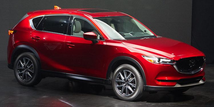 Enamórate de la nueva Mazda CX-5