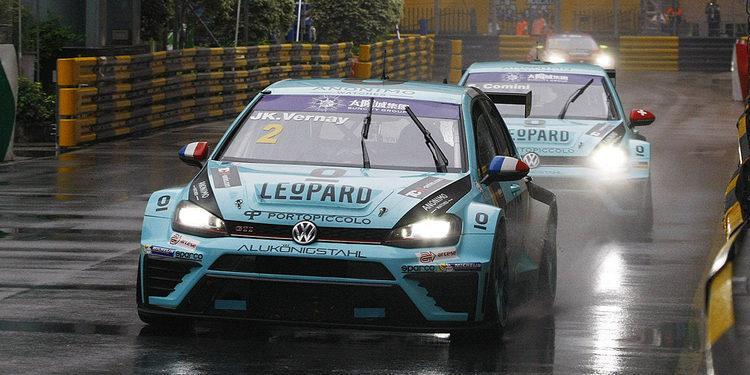 Directo: Carrera 1 de las TCR Series en Macao 2016