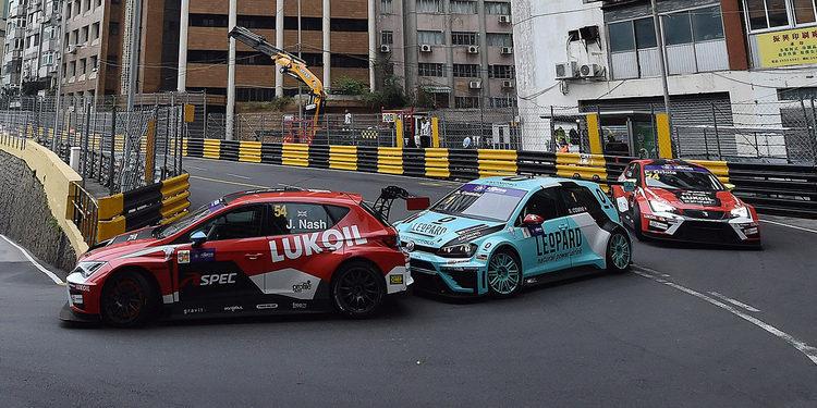 Directo: Carrera 2 de las TCR Series 2016 en Macao