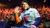 Cervera y el motociclismo con Marc Márquez