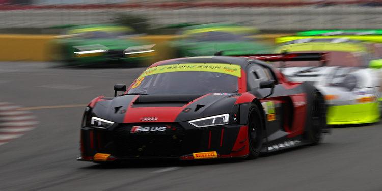 Audi Sport gana la Copa del Mundo de FIA GT