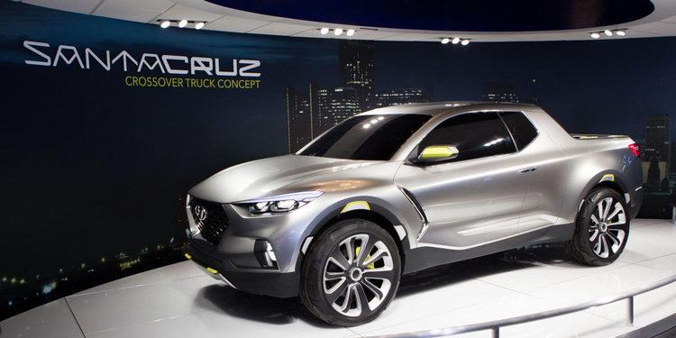 Nuevo Hyundai Santa Cruz