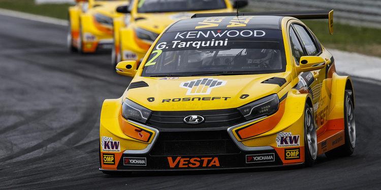 Lada Sport se prepara para su carrera final en el WTCC