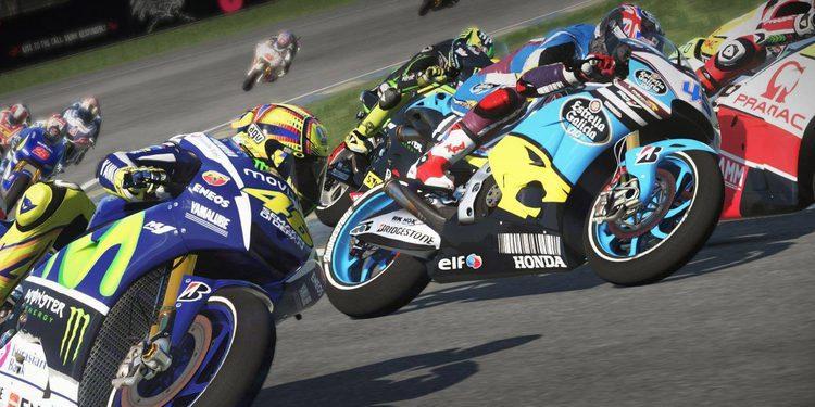 El realismo del arcade MotoGP