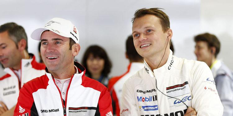 Romain Dumas y Marc Lieb ya no competirán con el Porsche LMP1
