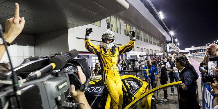 Lada Sport finaliza su andadura en el WTCC con una victoria