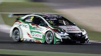 Honda Racing termina la temporada con un podio en Qatar