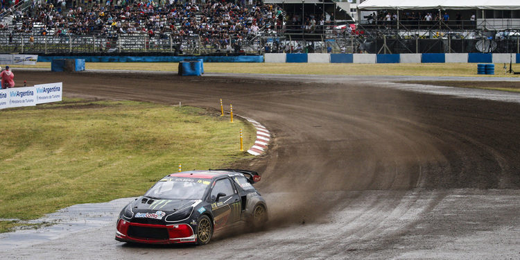 Petter 'Imparable' Solberg vuelve a ganar