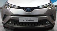 Toyota y el C-HR 2017
