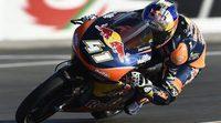 Moto3: Binder rompe todos los esquemas
