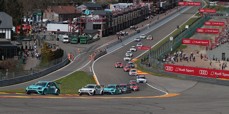 Las TCR International Series presentan su calendario para 2017