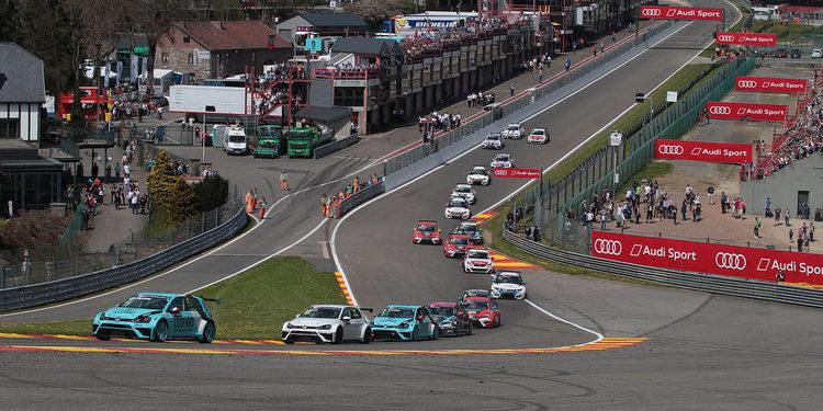 Las TCR International Series presentan su calendario para 2017
