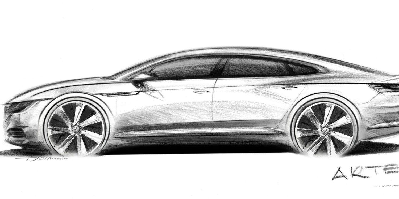 Volkswagen lanzará el Arteon 2017