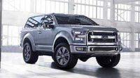 El retorno del Ford Bronco