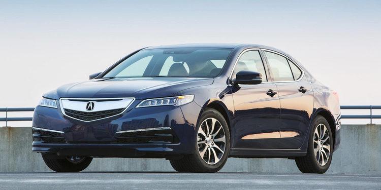 Te presentamos el nuevo Acura TLX