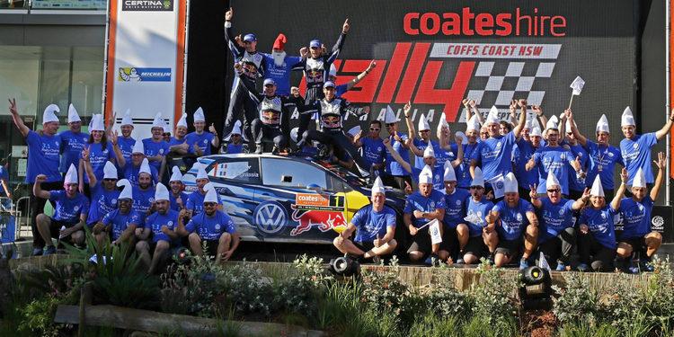 El enrevesado rompecabezas del WRC