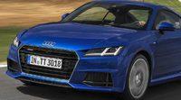 Conoce el nuevo Audi TT 2.0 TDI 2017