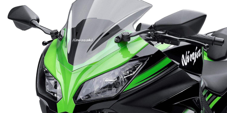 Impresionate con la Kawasaki Ninja 1000 Sport Tourer 2017