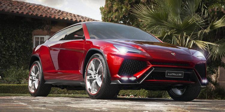 Llegó el gigante Lamborghini Urus 2017