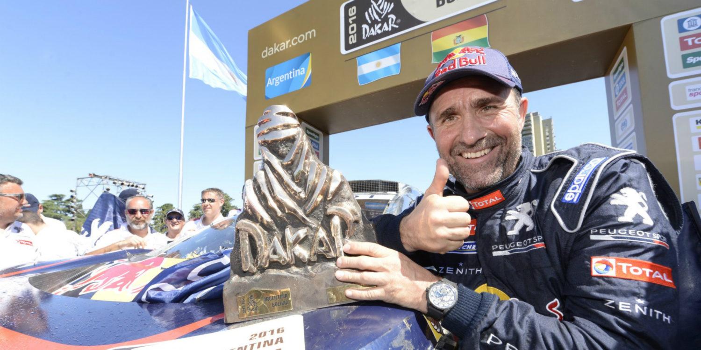Coches | Favoritos Dakar 2017: Stephane Peterhansel, la ilusión nunca se pierde