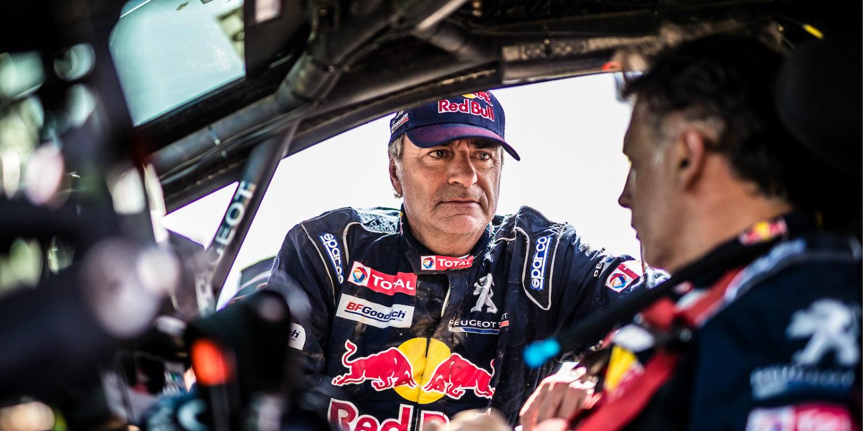 Coches | Favoritos Dakar 2017: Carlos Sainz, decir adiós a la mala racha