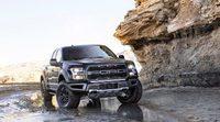 El todo terreno Ford Raptor 2017