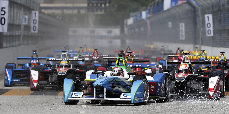 La Fórmula E sigue sumando éxitos