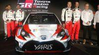 Toyota presenta su equipo para 2017... con Jari-Matti Latvala