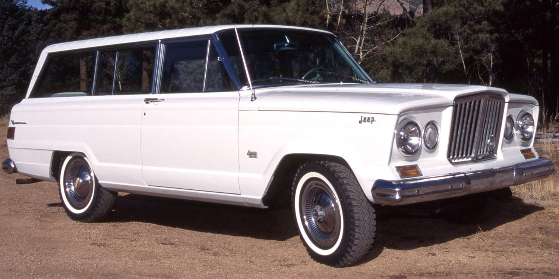 Conoce los inicios del famoso Jeep Grand Wagoneer