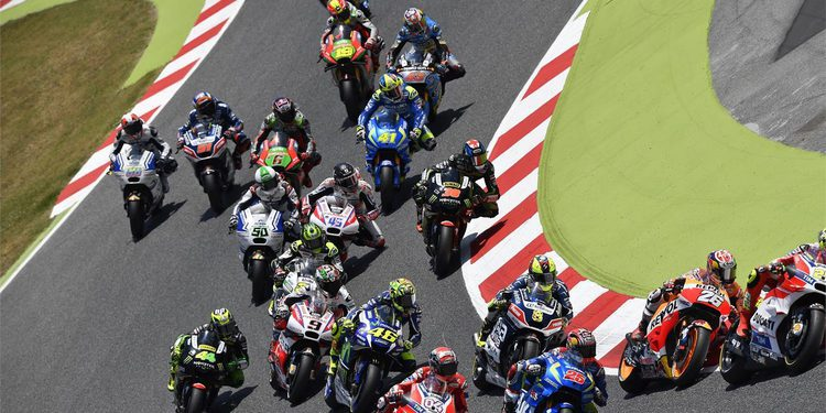 Cambios importantes para el Gran Premio de Catalunya