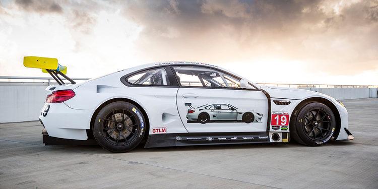 BMW elige a sus pilotos para el WEC