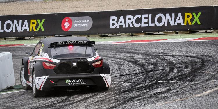 Ya a la venta las entradas para la prueba de Rallycross en Barcelona