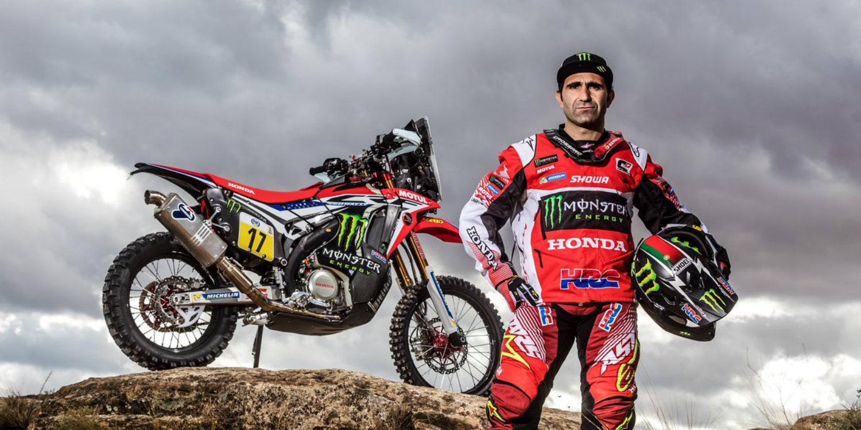 Motos | Favoritos Dakar 2017: Paulo Gonçalves, regularidad ¿de campeón?