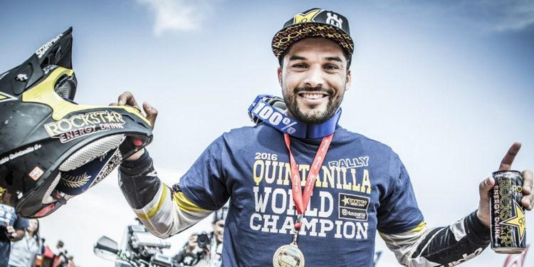 Motos | Favoritos Dakar 2017: Pablo Quintanilla, el campeón del mundo pide paso