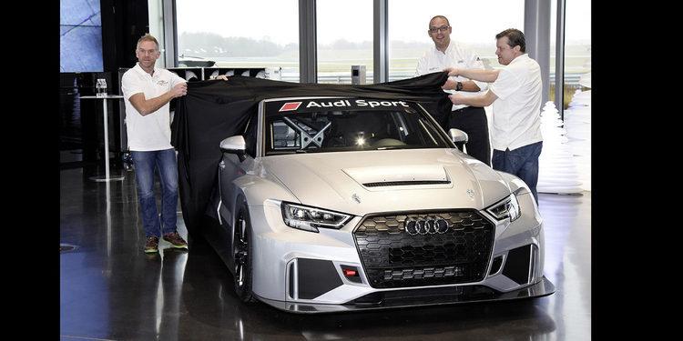 Llegan las primeras entregas del Audi RS 3 LMS