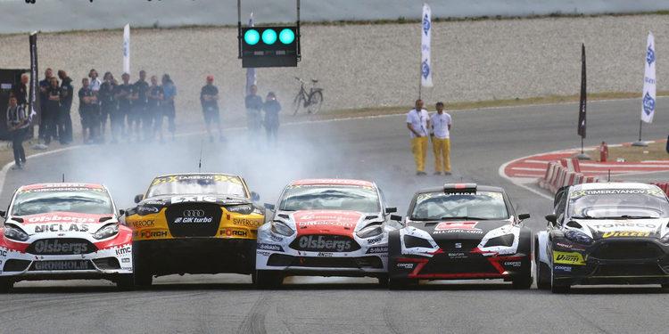 A la venta un Audi A1 del Mundial de Rallycross