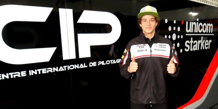 Moto3: Marco Bezzechi ficha por el CIP Team